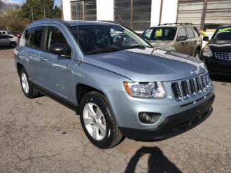 2013 JEEP COMPASS LATITUDE - $12,900.00